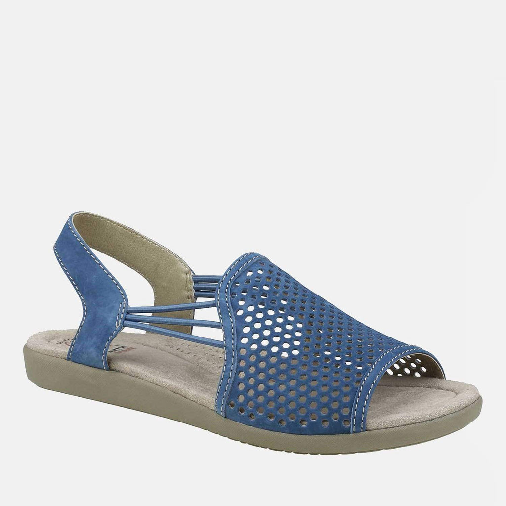 Earth Spirit Footwear Longbeach Cobalt Blue