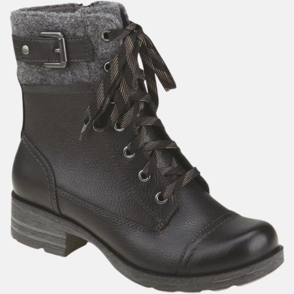 Earth Spirit Footwear Madera Black 30826