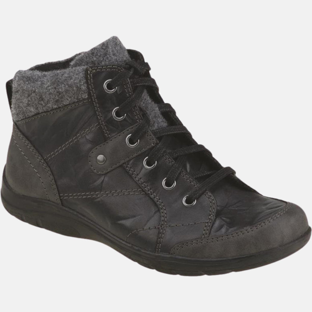 Earth Spirit Footwear Maplewood Black 30855