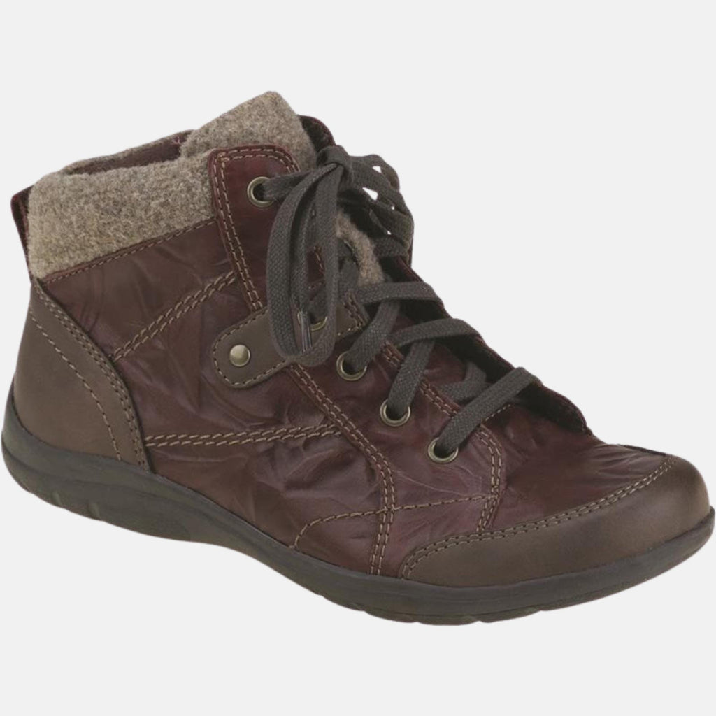 Earth Spirit Footwear Maplewood Merlot 30856