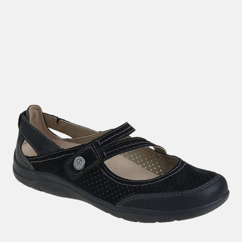 Earth Spirit Footwear UK 3 / EU 36 / US 5 / Black Maryland Black