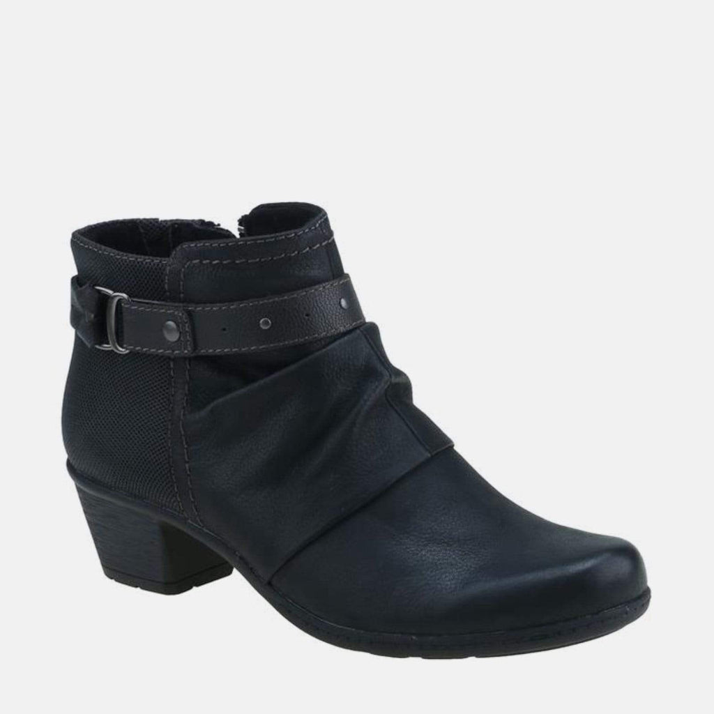 Earth Spirit Footwear Melrose Black