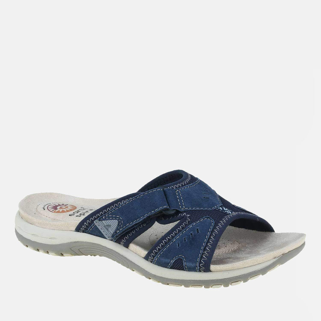 Earth Spirit Footwear Wickford Navy Blue