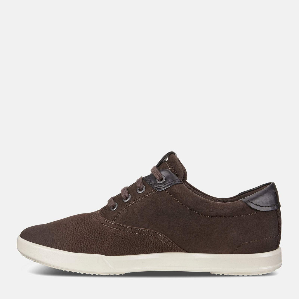 Ecco Footwear UK 7.5 / EU 41 / US 7-7.5 / Brown Collin 2.0 536224 51742 Espresso/Black - Ecco Men's Brown Loafer Trainer Style Leather Shoes