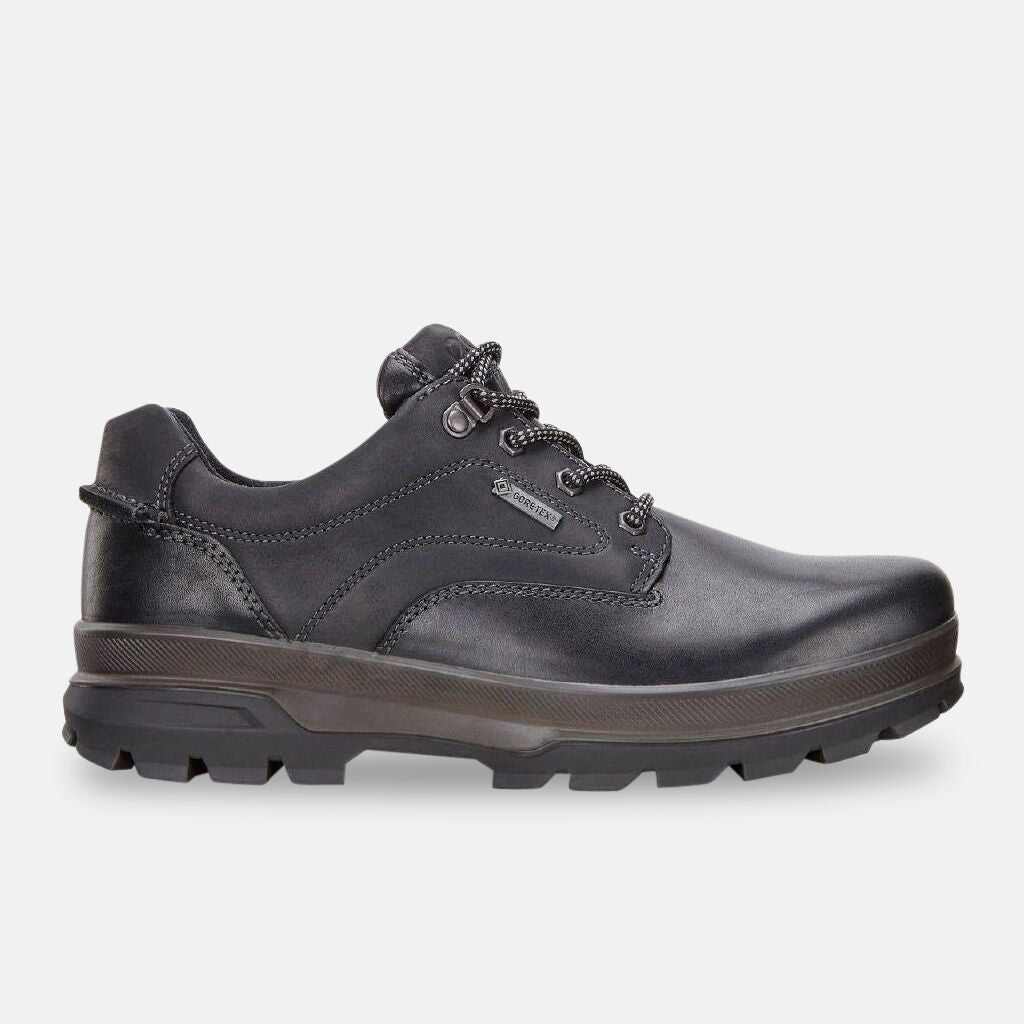 Ecco Footwear UK 6.5-7 / EU 40 / US 6-6.5 / Black Rugged Track 838034-51707 Black/Black Pull Up/Oil Nub