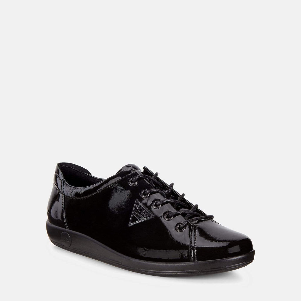Ecco Footwear UK 3.5 / EU 36 / US 5-5.5 / Black Soft 2.0 206503 11001 Black