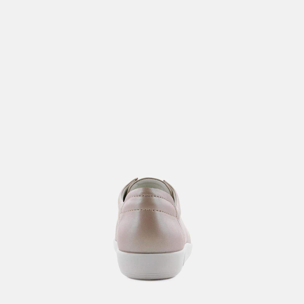 ECCO Footwear Soft 2.0 206503-51408 Champagne Metallic