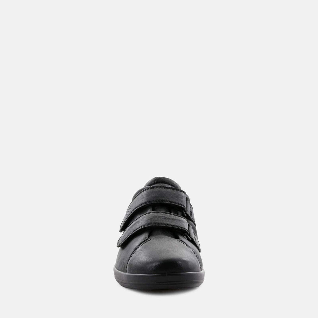 ECCO Footwear Soft 2.0 206513-56723 Black Black Sole
