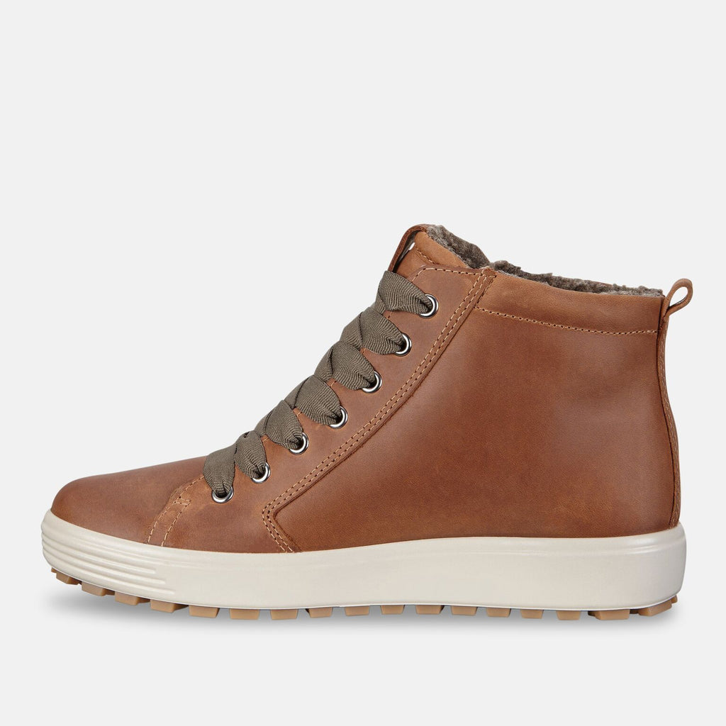 Ecco Footwear UK 4-4.5 / EU 37 / US 6-6.5 / Brown Soft 7 TRED W 450163-02291 Cashmere Oil Nubuck