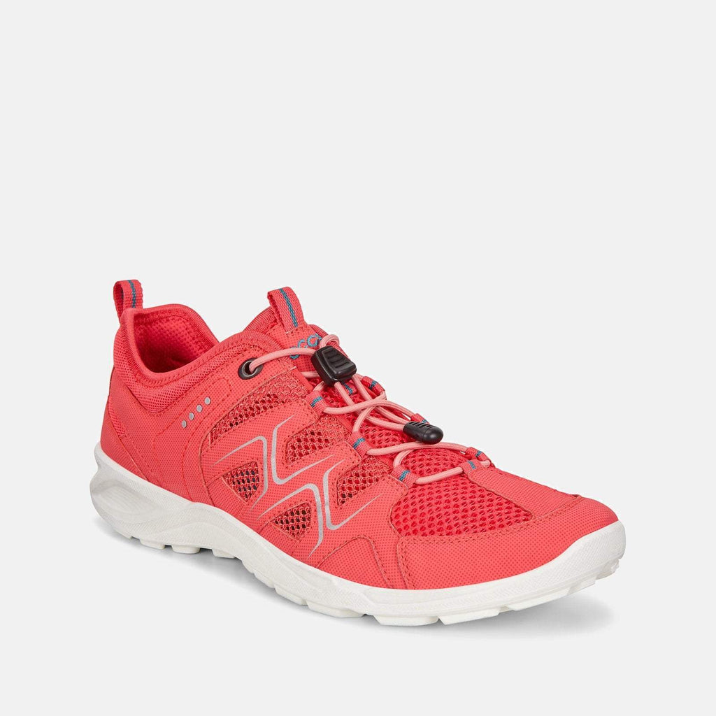 Ecco Footwear UK 3.5 / EU 36 / US 5-5.5 / Red Terracruise LT 825773 51368 Teaberry - Ecco Ladies Red Sports Trainers