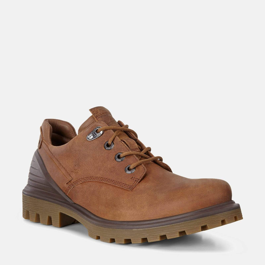 Ecco Footwear UK 5.5-6 / EU 39 / US 5-5.5 / Brown Tred Tray M 460364 50146 Amber/Cocoa Brown
