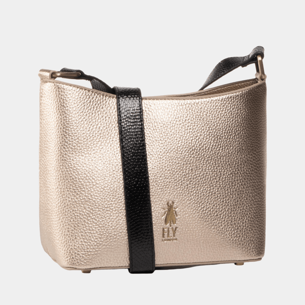 Fly London Accessories One Size / Light Gold Venafly Light Gold Bag