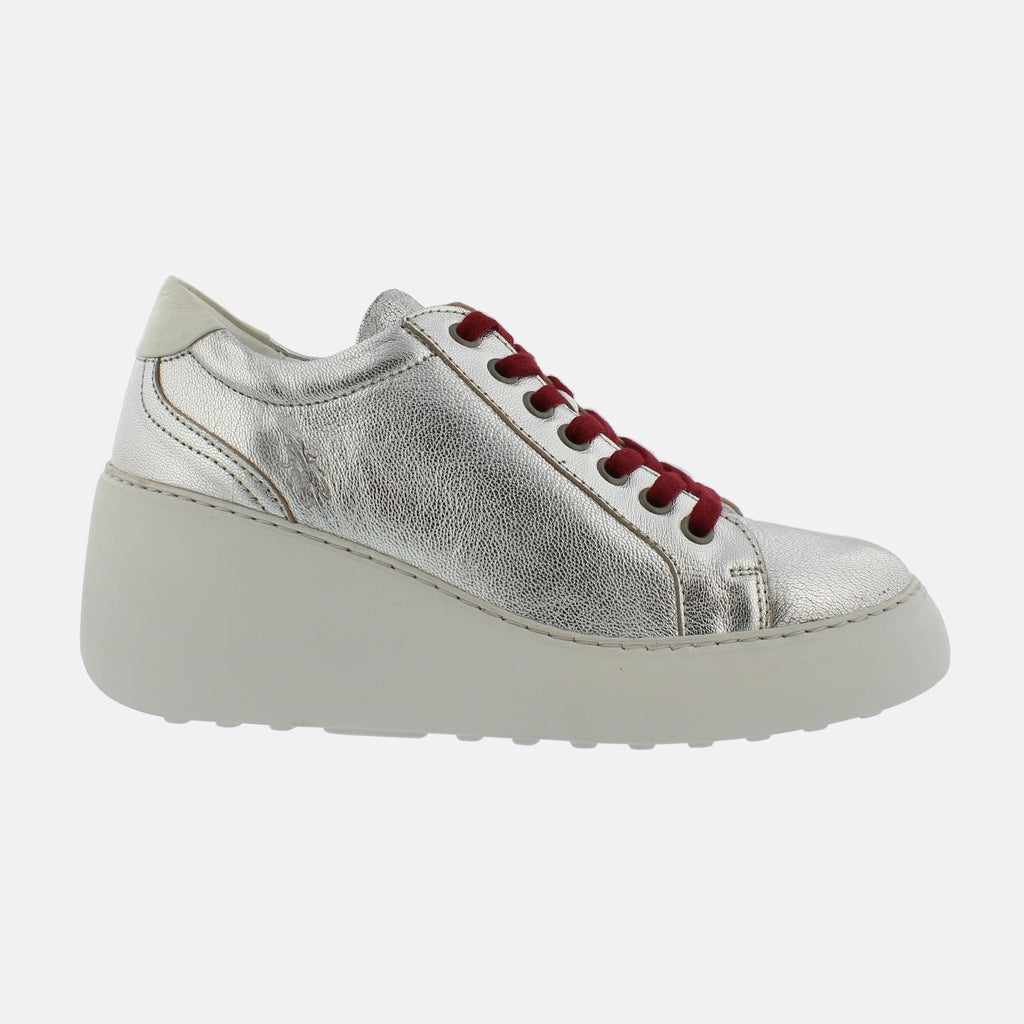 Fly London Footwear Dile P601450004 Silver
