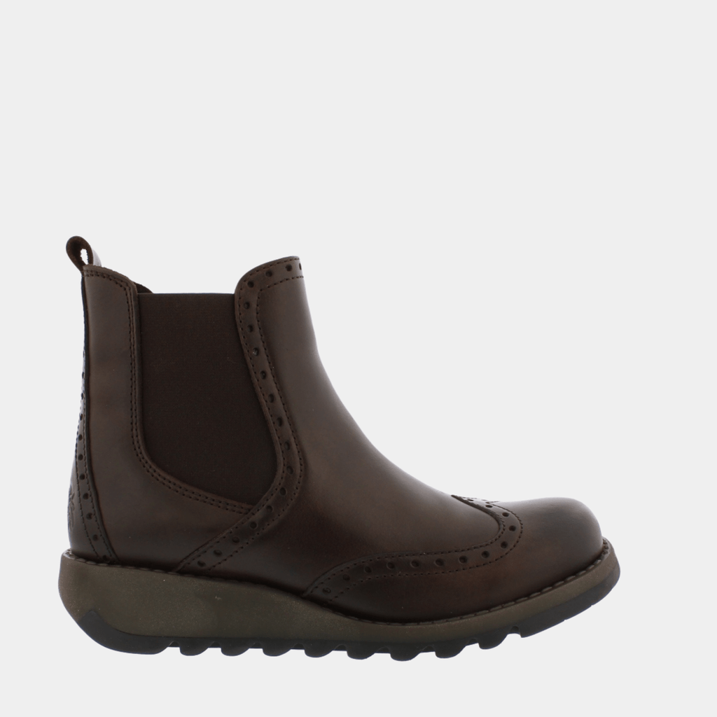 Fly London Footwear Sono Dk Brown Rug P144523001