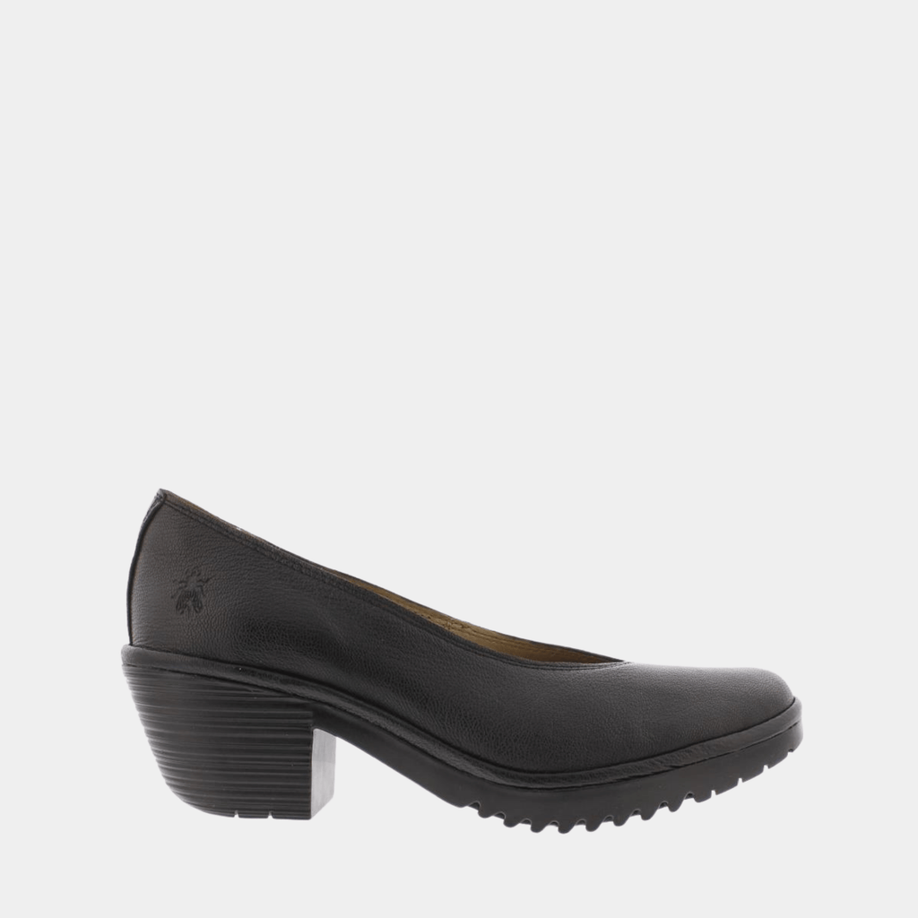 Fly London Footwear Wal Black Mousse P500988000