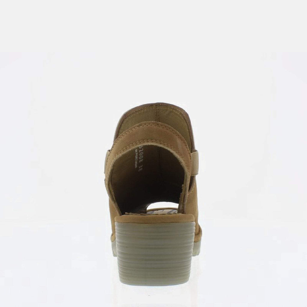 Fly London Footwear UK 3 / EU 36 / US 5.5-6 / Sand Wari Sand Cupido