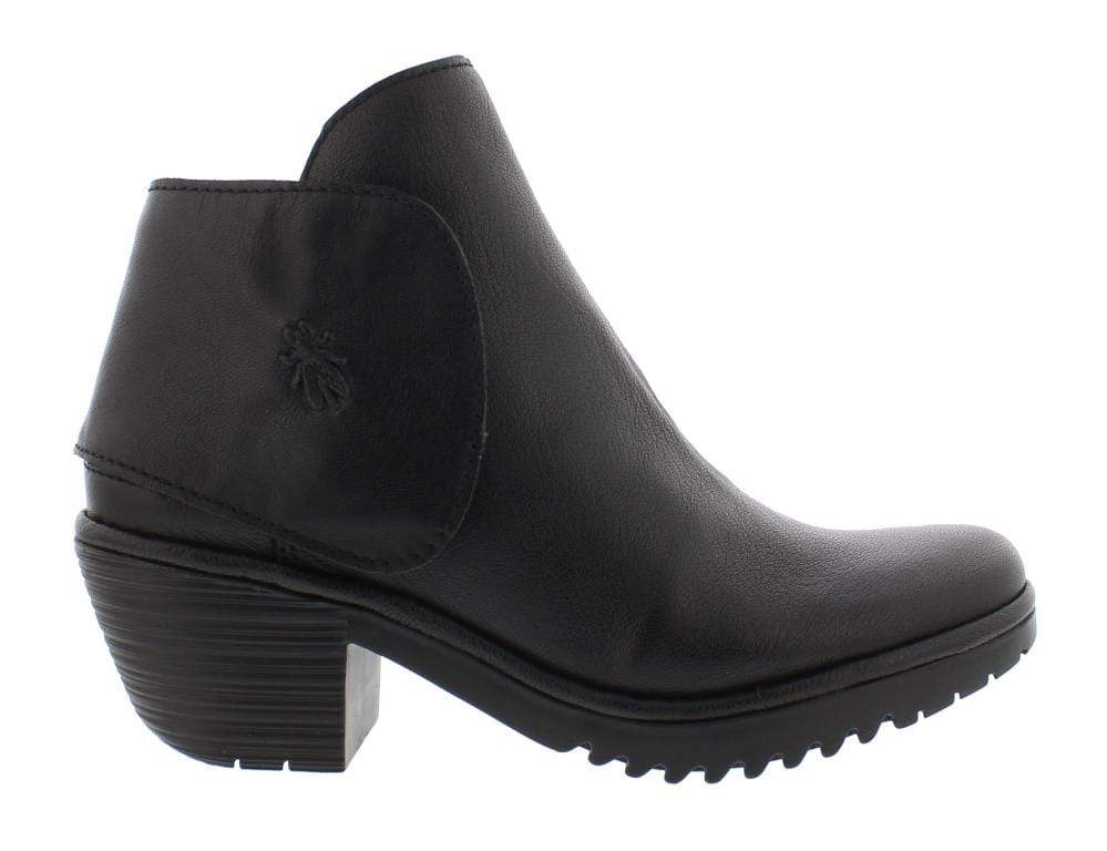 Fly London Footwear Wogi Black Mousse