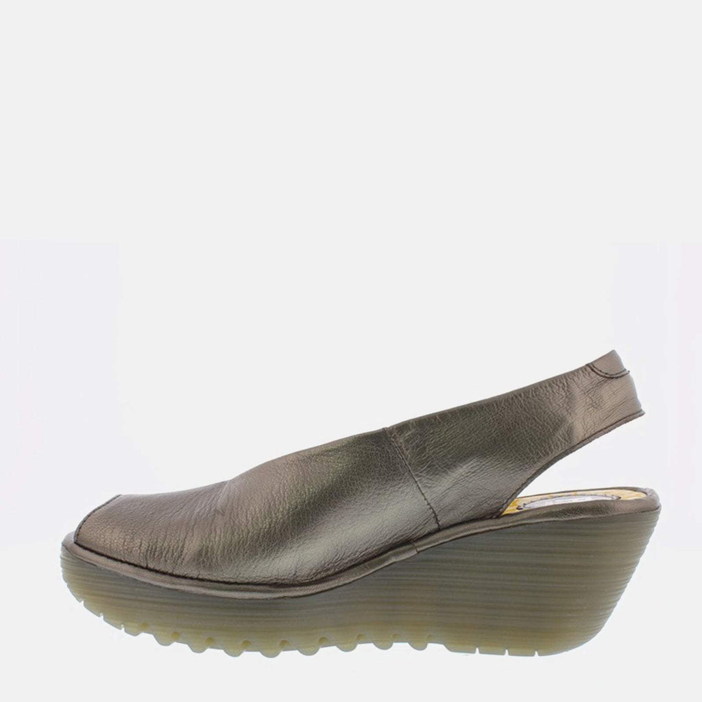 Fly London Footwear UK 3 / EU 36 / US 5.5-6 / Bronze Yane Bronze Idra
