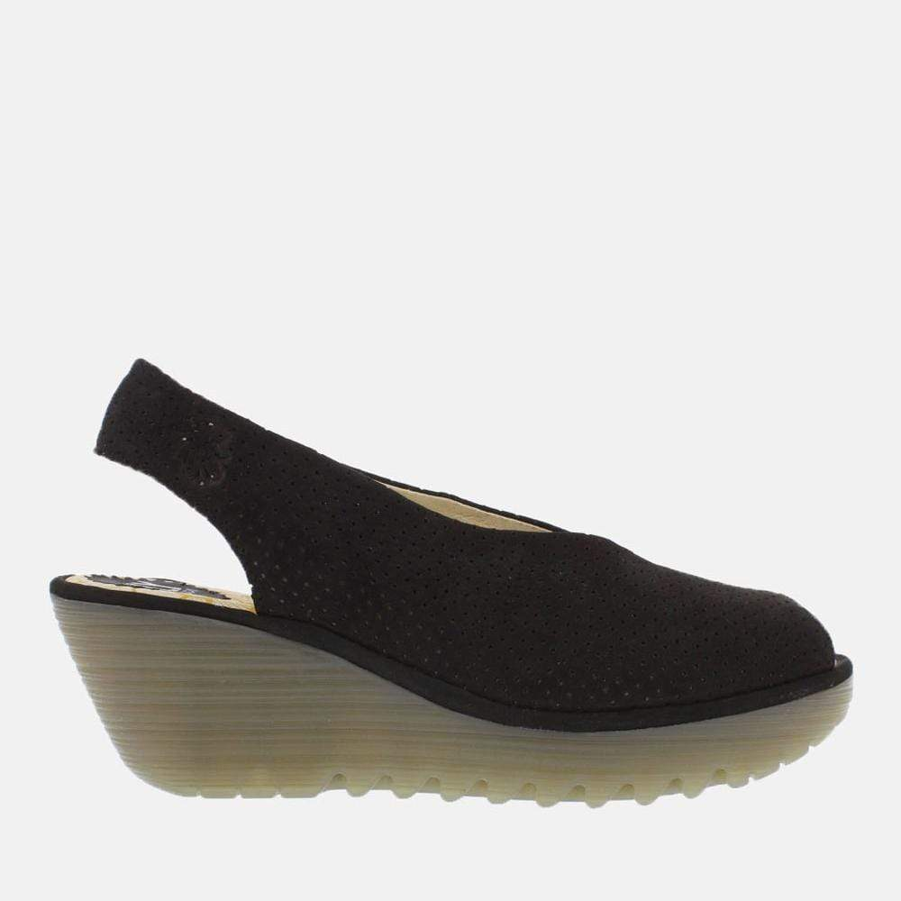 Fly London Footwear Yazu Black Cupido