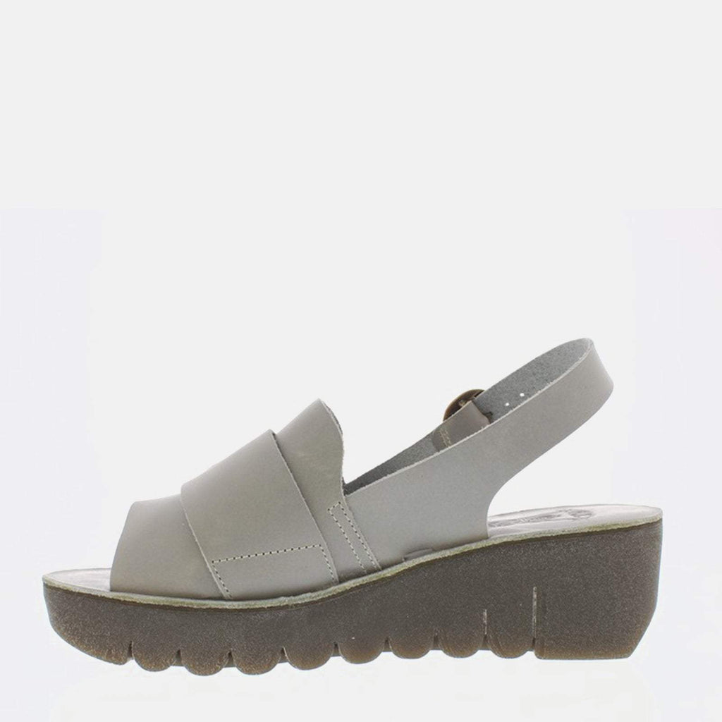Fly London Footwear UK 3 / EU 36 / US 5.5-6 / Grey Yidi Cloud Bridle