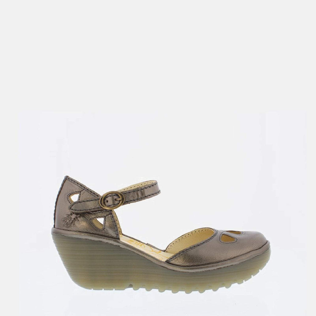 Fly London Footwear UK 3 / EU 36 / US 5.5-6 / Bronze Yuna Bronze Idra