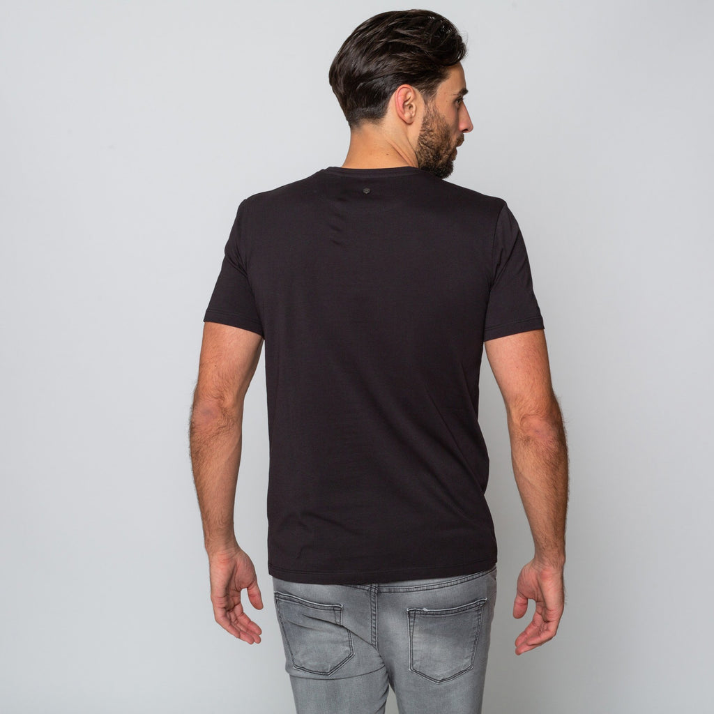 Goodwin Smith Clothing S / Black / Cotton ALBION BLACK