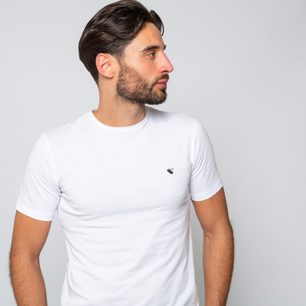 Goodwin Smith Clothing S / White / Cotton ALBION WHITE