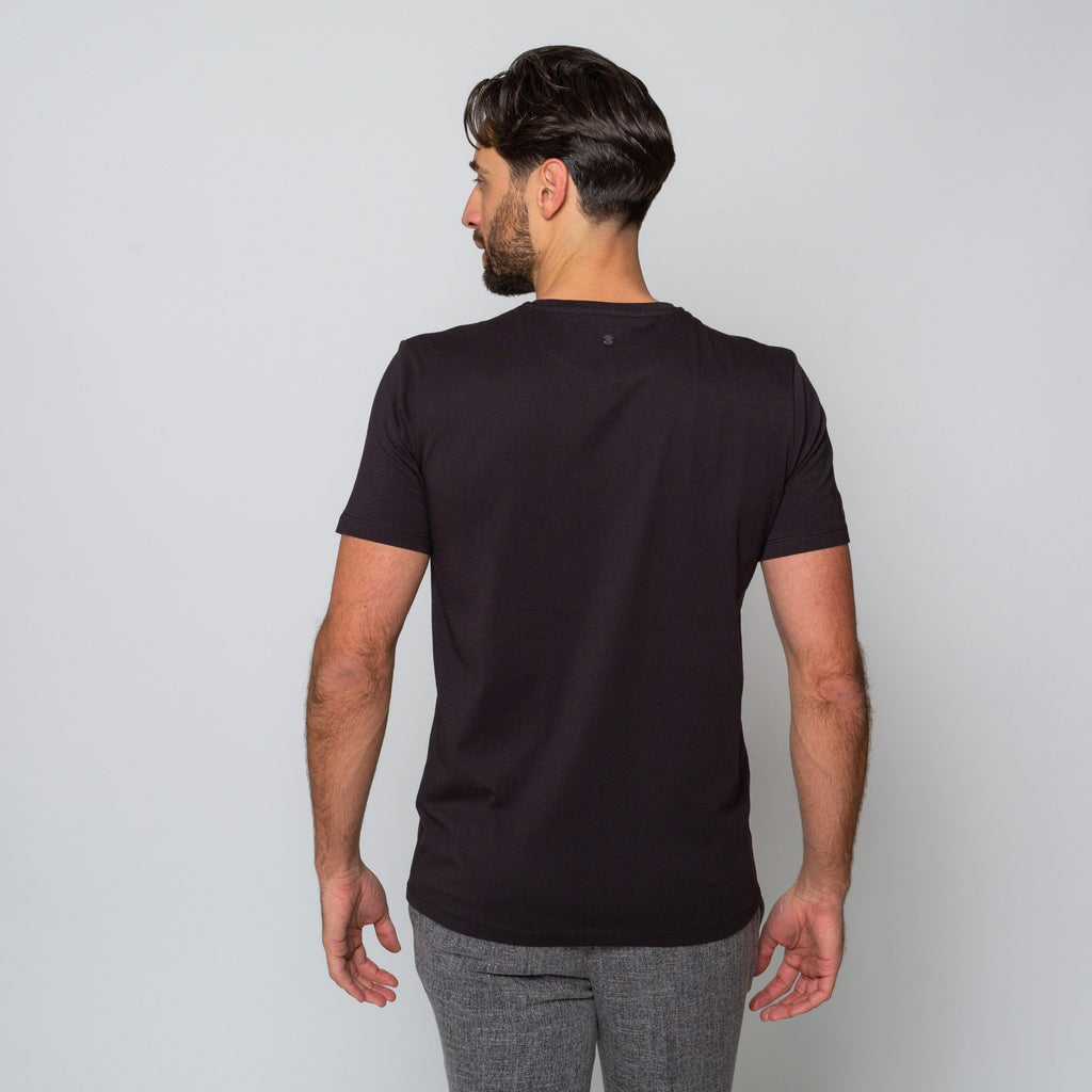 Goodwin Smith Clothing S / Black / Cotton MARRISON BLACK
