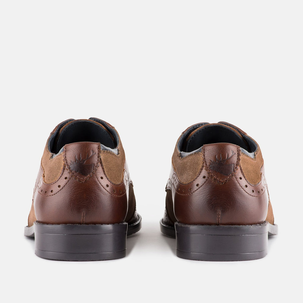 Goodwin Smith Footwear UK 6 / EU 39 / US 7 / Brown / Leather ABBEY BROWN