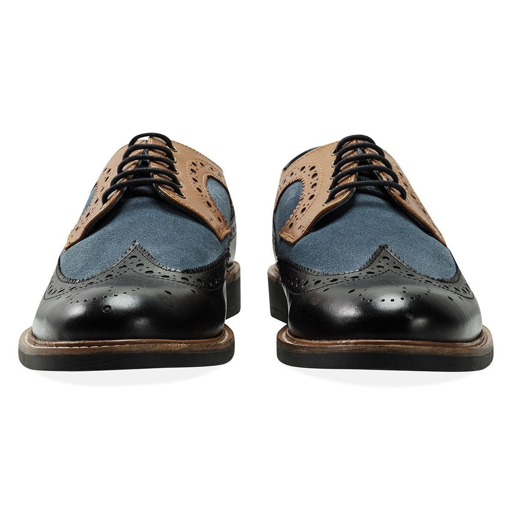Ashworth Black, Blue & Stone