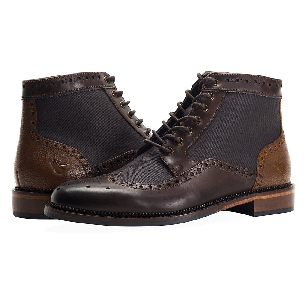 Goodwin Smith Footwear UK 6 / EU 39 / US 7 / Brown / Leather BASHALL BROWN