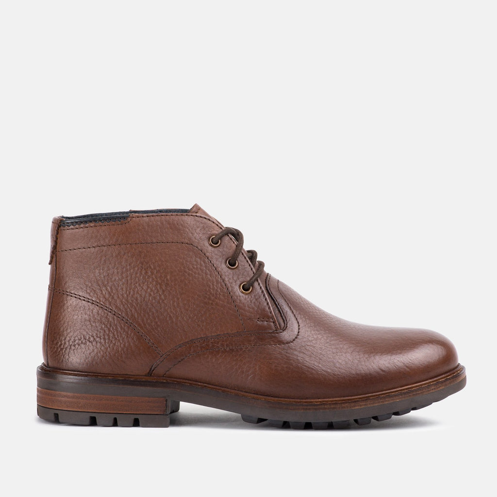 Goodwin Smith Footwear UK 6 / EU 39 / US 7 / Brown / Leather CHUCK BROWN