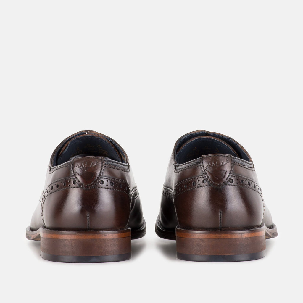 Goodwin Smith Footwear UK 7 / EU 40-41 / US 8 / Leather / Brown EALING BROWN