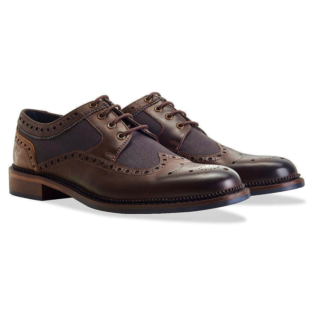 Goodwin Smith Footwear UK 6 / EU 39 / US 7 / Brown / Leather EAVES BROWN