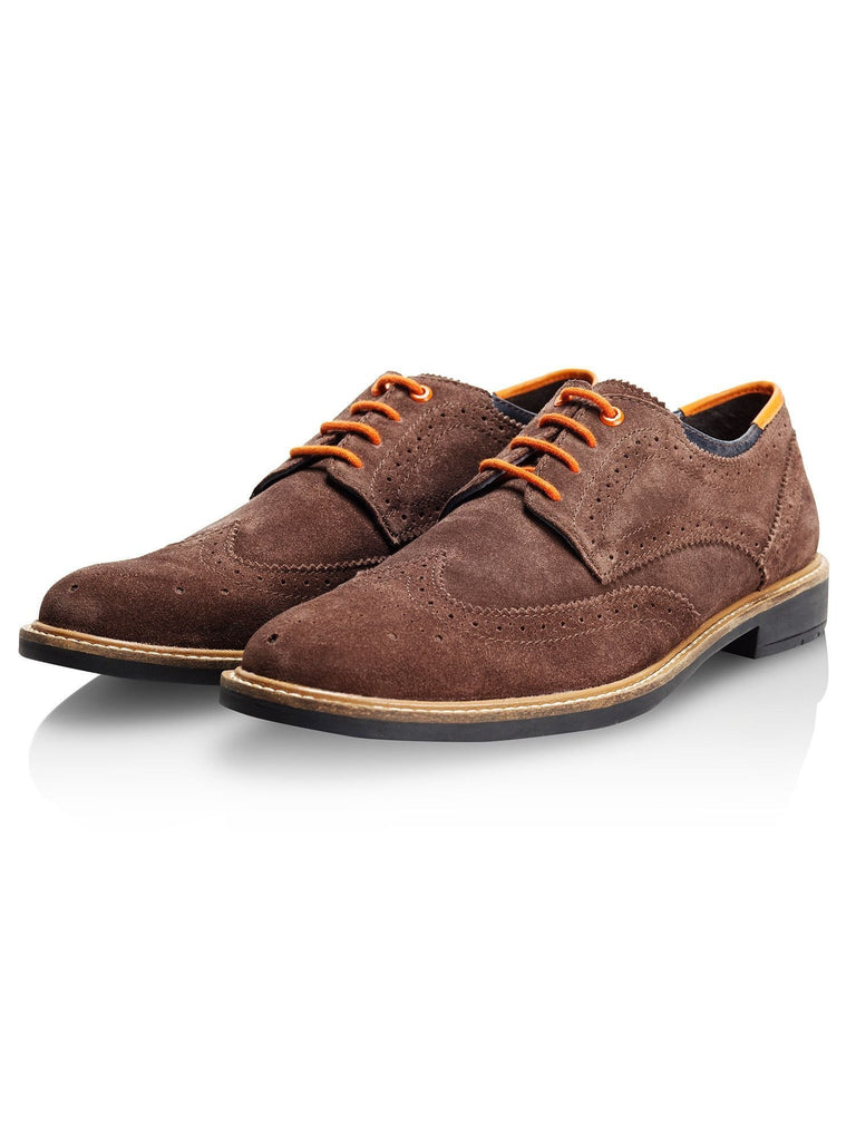 Goodwin Smith Footwear UK 6 / EU 39 / US 7 / Brown / Suede Ewood Brown