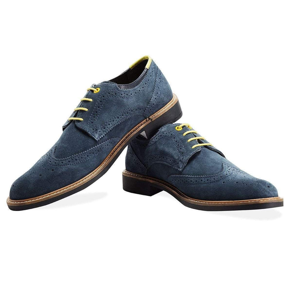 Goodwin Smith Footwear UK 6 / EU 39 / US 7 / Navy / Suede Ewood Navy