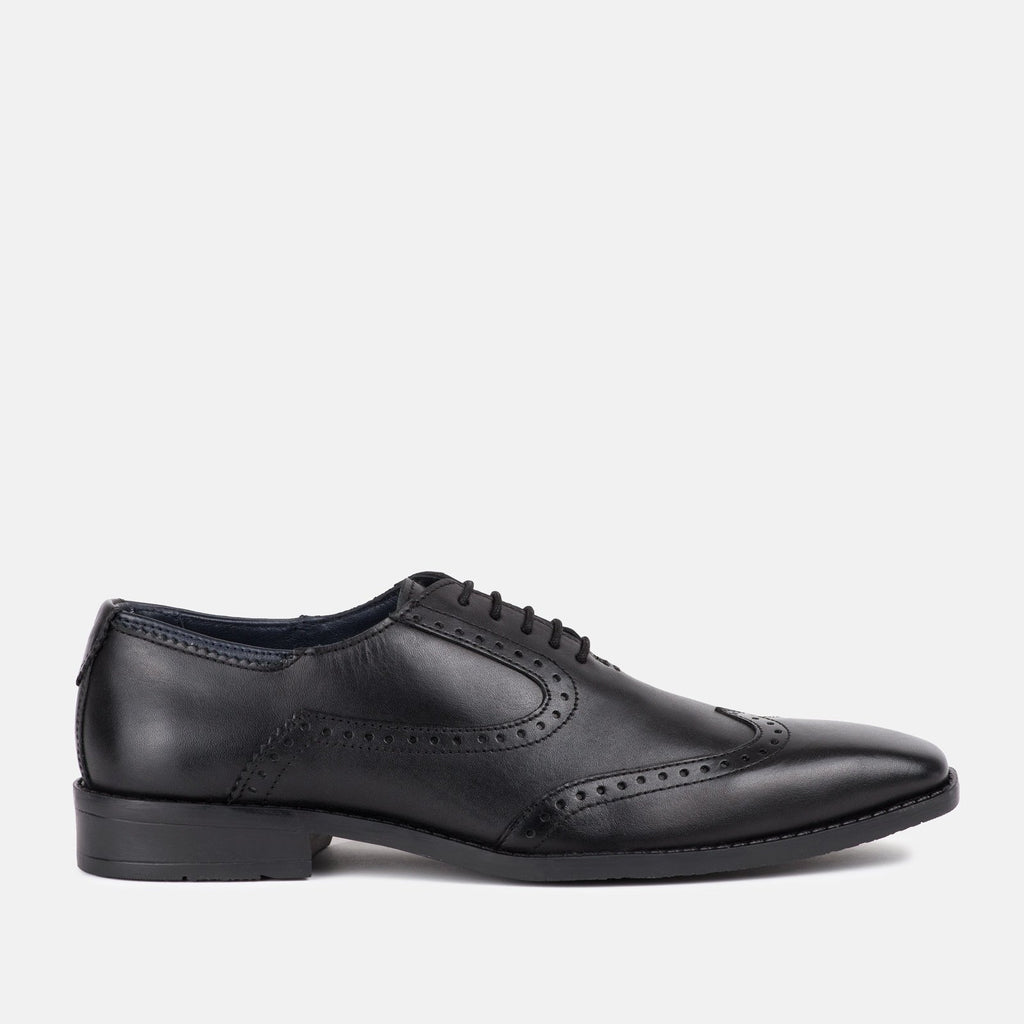 Goodwin Smith Footwear UK 6 / EU 39 / US 7 / BLACK / Leather MARSDEN BLACK