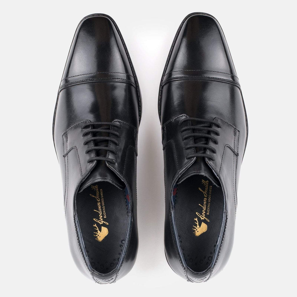 Goodwin Smith Footwear UK 7 / EURO 41 / US 8 Mayfair Black