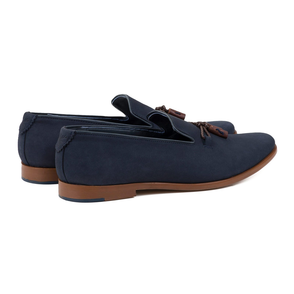 Goodwin Smith Footwear UK 6 / EU 39 / US 7 / Navy / Nubuck MILTON NAVY