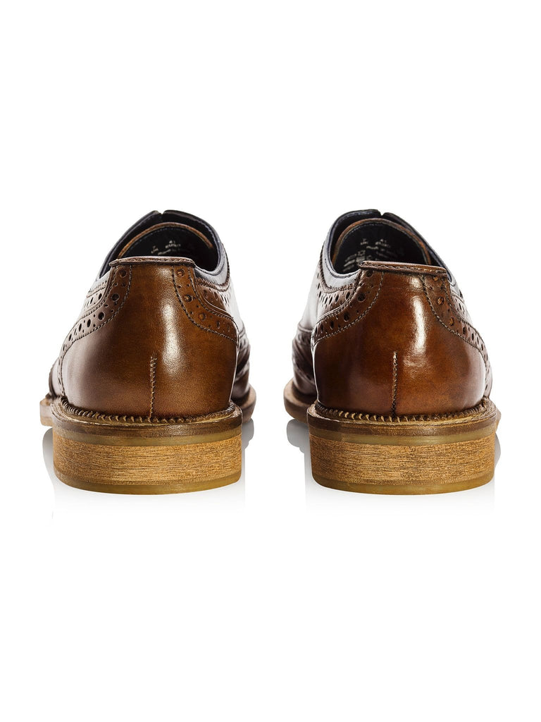 Newchurch Tan Brogue