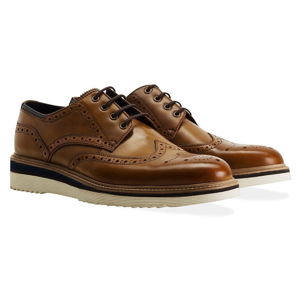 Goodwin Smith Footwear UK 6 / EU 39 / US 7 / Tan / Leather NEWTON TAN