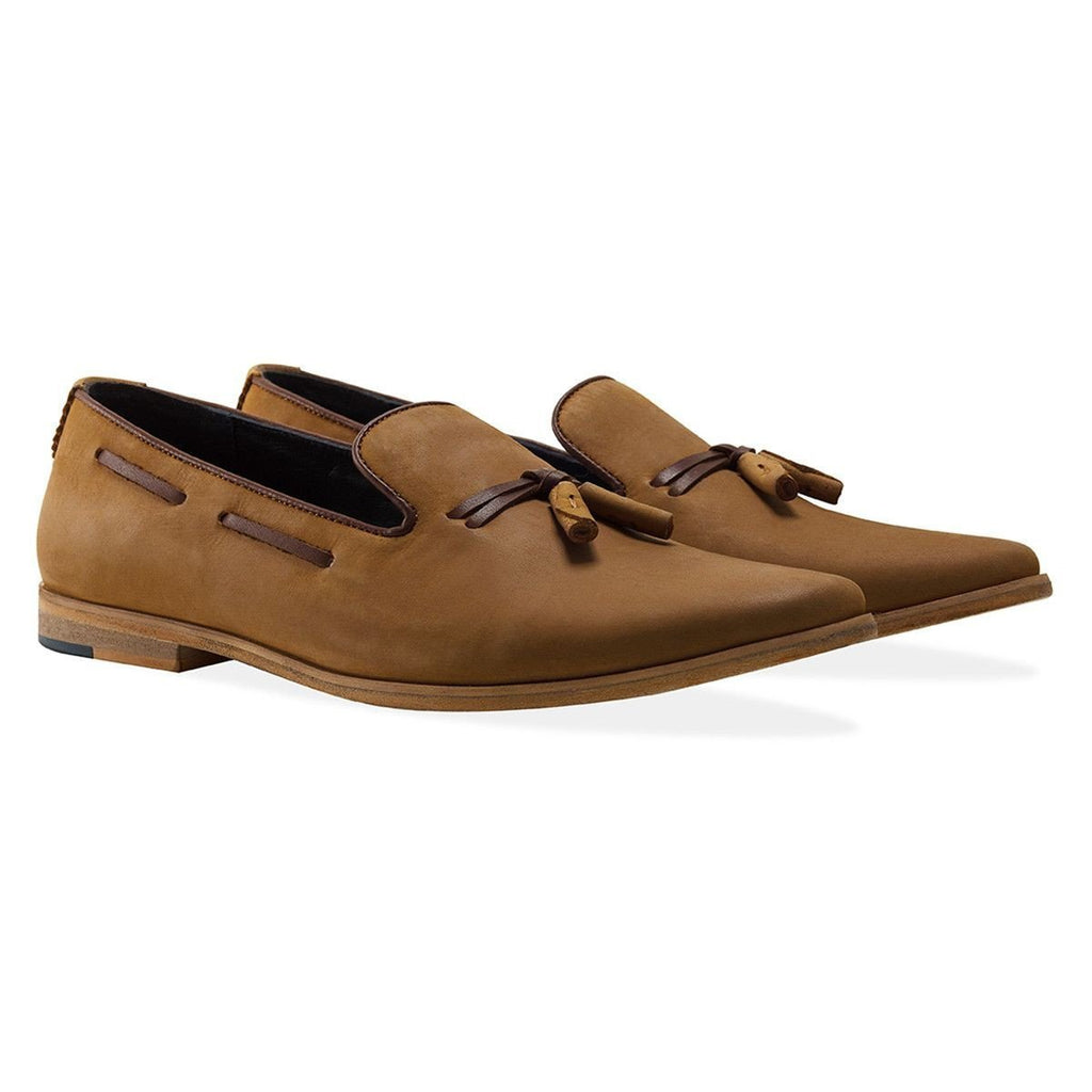Goodwin Smith Footwear UK 6 / EU 39 / US 7 / Tan / Nubuck Ribble Tan