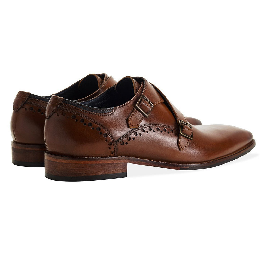 Goodwin Smith Footwear UK 6 / EU 39 / US 7 / Dark Tan / Leather RIBCHESTER DARK TAN