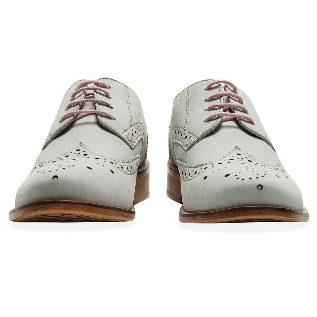 Goodwin Smith Footwear UK 3 / EURO 36 / US 5 / PASTEL MINT / Suede Rose PASTEL MINT