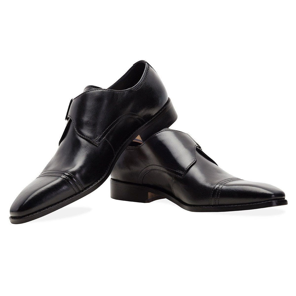 Goodwin Smith Footwear UK 6 / EU 39 / US 7 / Black / Leather Sawley Black