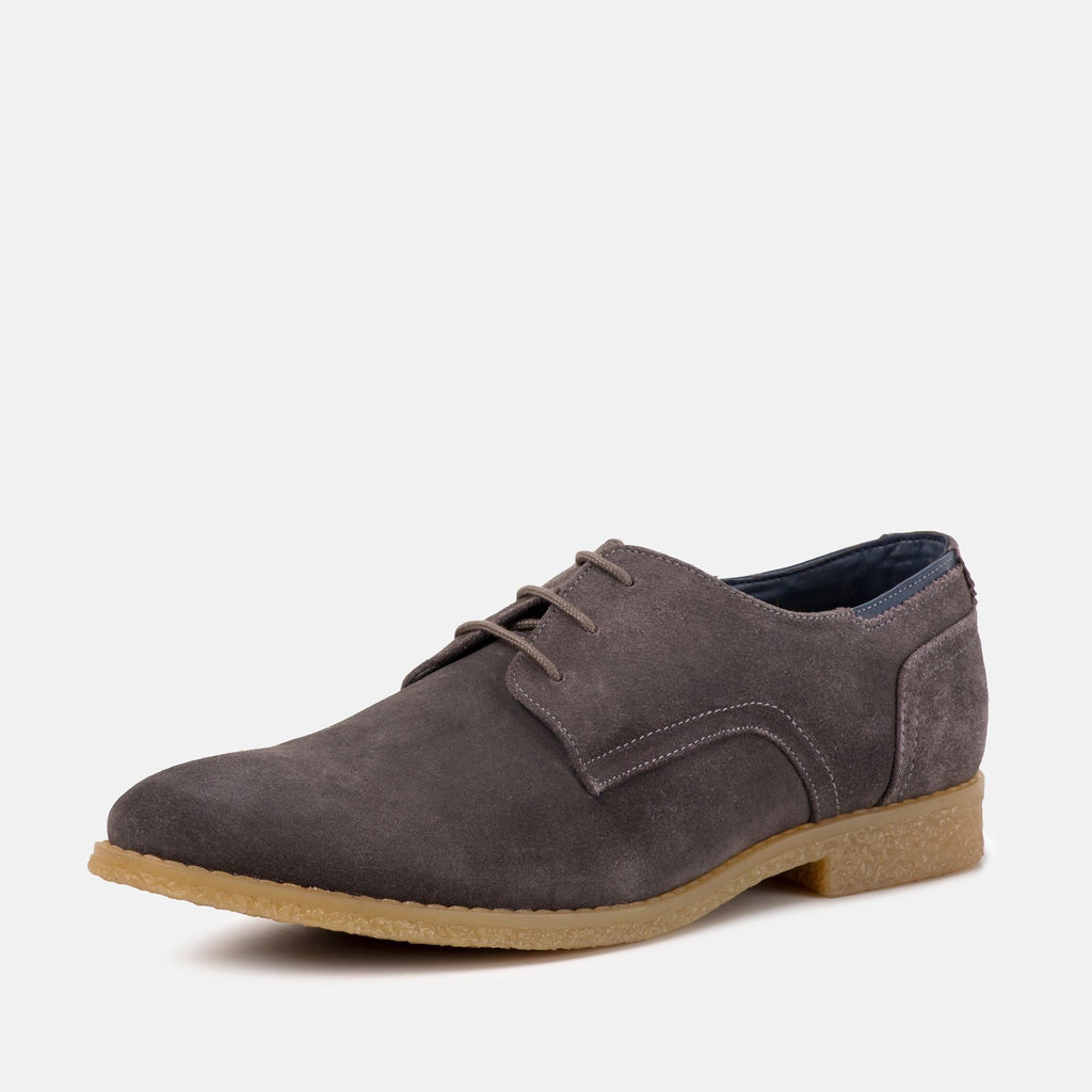 Goodwin Smith Footwear UK 6 / EU 39 / US 7 / Grey / Suede Thar Grey