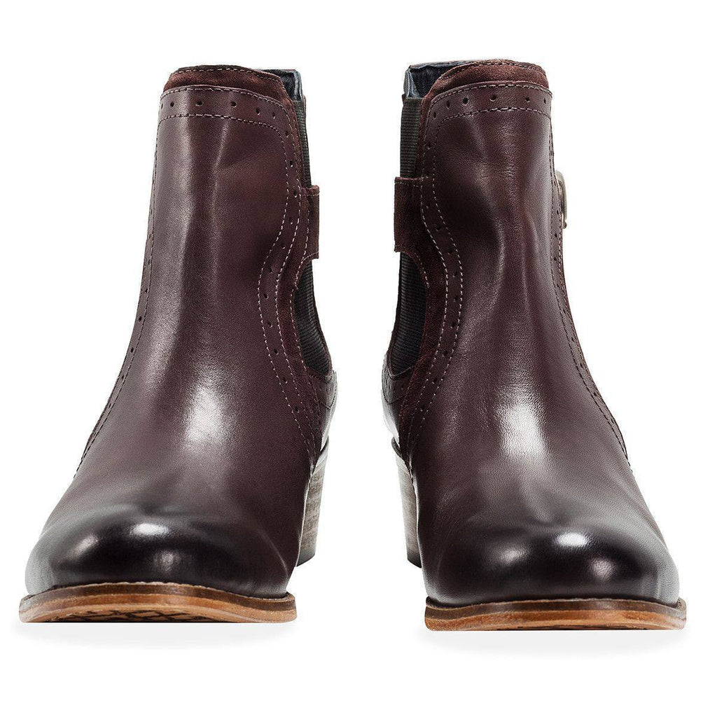 Goodwin Smith Footwear Vale Burgundy Boot