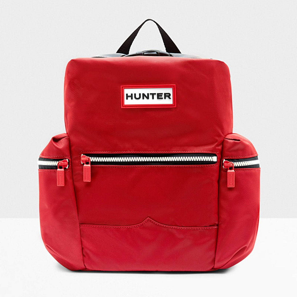 Hunter Accessories ONE / MILITARY RED Original Mini Top Clip Backpack Nylon Military Red