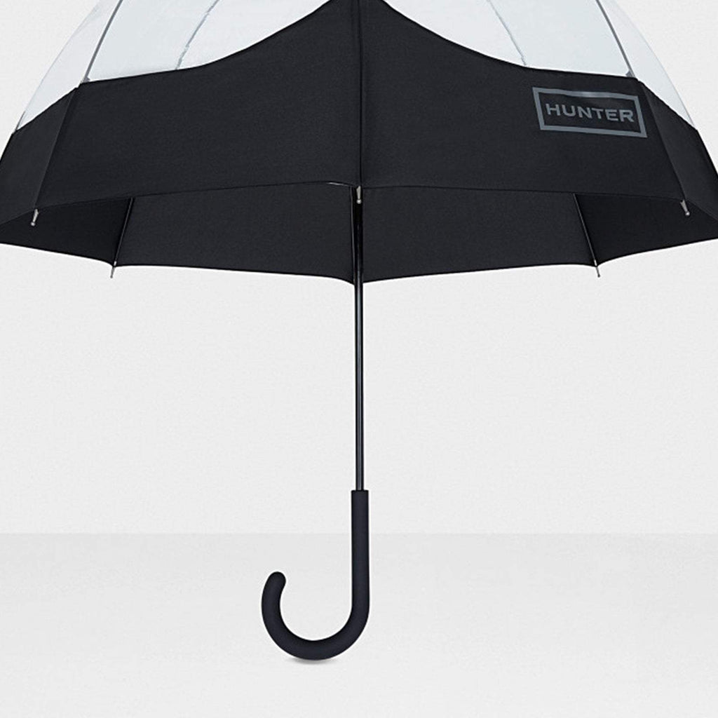 Hunter Accessories ONE / BLACK Original Moustache Bubble Umbrella Black