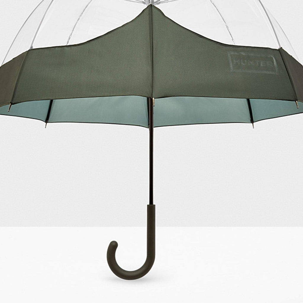 Hunter Accessories ONE / DARK OLIVE Original Moustache Bubble Umbrella Dark Olive